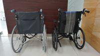 Di ruang khusus penyandang disabilitas dan lansia ini juga disediakan kursi roda untuk mereka yang memerlukan. (Foto: Erika/detikHealth)