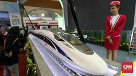 Ada Opsi Utang ke Jepang Biayai Kereta Jakarta-Surabaya