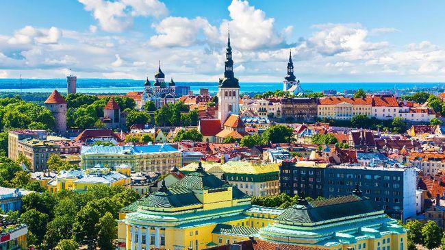 Estonia, Destinasi Menarik bagi Kaum Nomaden Digital