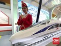 Kereta Cepat Jakarta-Bandung Mulai Konstruksi Oktober 2017