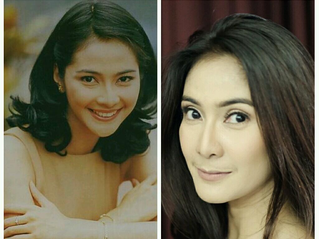 Seperti Tak Menua, Potret 9 Aktris Cantik Bintang Sinetron Top Era 90-an