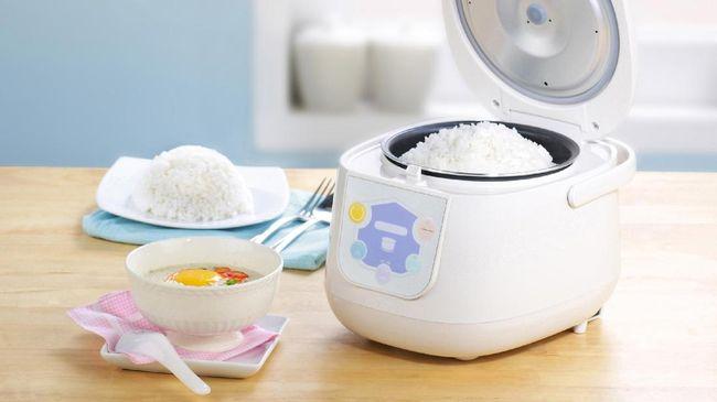 6 Makanan Selain Nasi yang Bisa Dimasak dengan 'Rice Cooker'