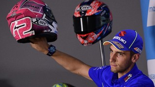 Suzuki Perpanjang Kontrak Alex Rins Jelang MotoGP Prancis