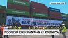 Mensos Lepas Kapal Pembawa Bantuan Rohingya