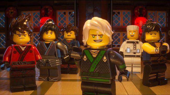 Ulasan Film: 'The LEGO Ninjago Movie'