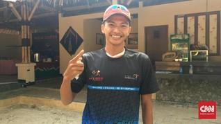 Mantan Atlet Pelatnas Ikut Rhino X-Triathlon