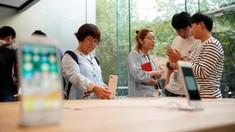 Jelang Peluncuran, Situs Apple 'Bocorkan' Nama iPhone Baru