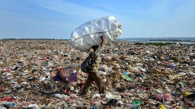 Grab-AQUA Ajak Masyarakat Kelola Sampah Plastik