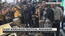 Festival Muharram Pamerkan Ragam Kopi Bondowoso