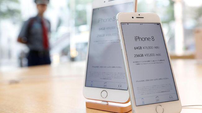 Sepi Peminat, iPhone 8 Didiskon Besar-besaran