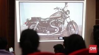 Harley-Davidson Kembangkan Sistem Rem Otomatis