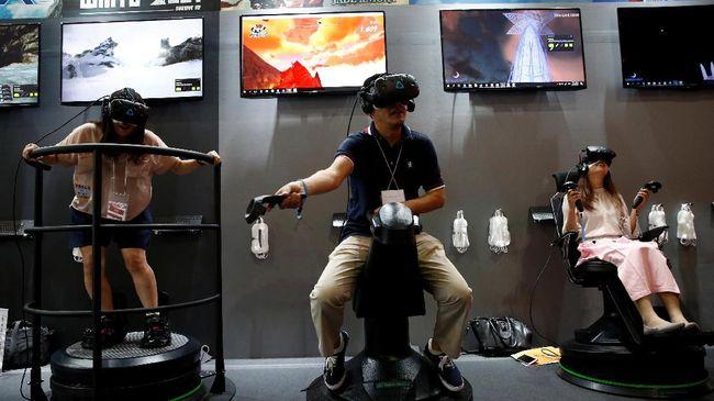 Facebook Luncurkan Oculus Go, Headset VR Murah