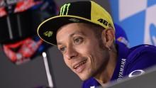 Valentino Rossi Masih Latihan 10 Jam per Hari