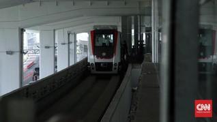 Menjajal Skytrain Bandara Internasional Soekarno-Hatta