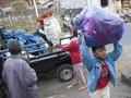 BNPB Imbau Donasi untuk Pengungsi Gunung Agung Lewat 1 Pintu