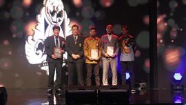 Indonesia dan Thailand Dominasi Pemain Terbaik AFF