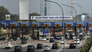 31 Oktober, Satu Gardu Tunai Tetap Tersedia di Gerbang Tol