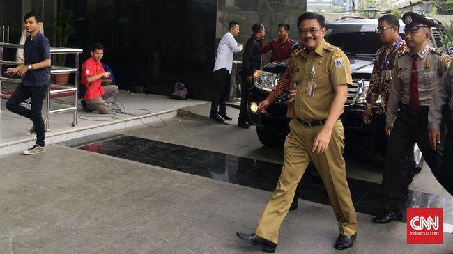 DKI Tanpa Gubernur 1,5 Hari Sebelum Anies-Sandi Dilantik