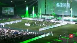 VIDEO: Reformasi Arab Saudi di Ulang Tahun ke-87