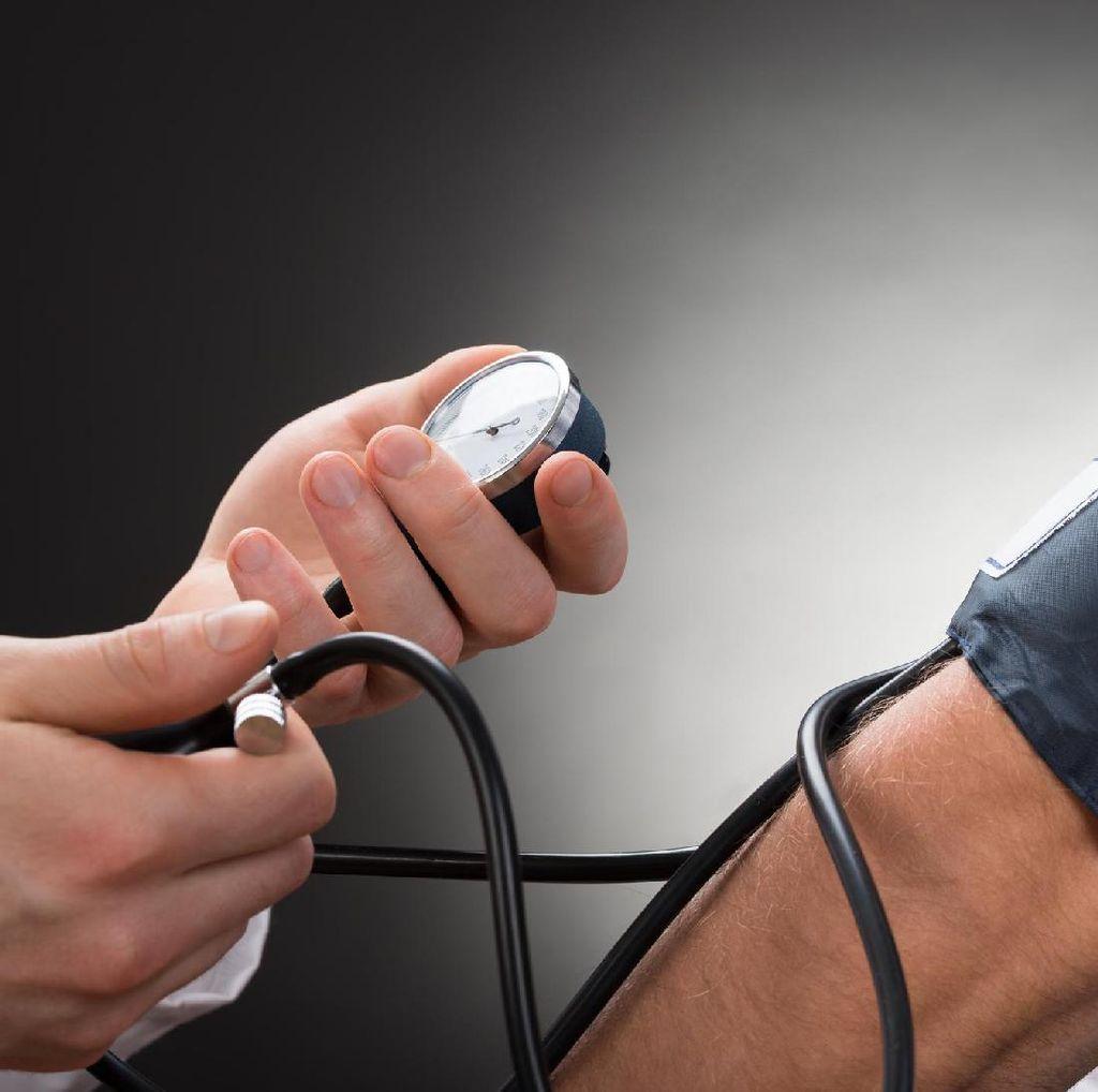 Perlu Dicatat! Ini Trik Mudah Turunkan Tekanan Darah Tinggi
