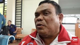 Tanpa Huruf Braille, Atlet Tunanetra 'Nyoblos' Ditemani Istri