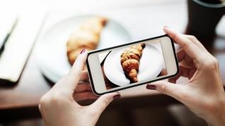 Pamer Foto Makanan di Media Sosial Ganggu Ibadah Puasa