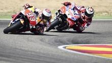 Jadwal Siaran Langsung dan Live Streaming MotoGP Aragon 2018