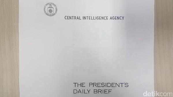 CIA Pantau PKI