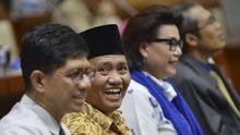 Lima Pimpinan KPK Berembug Bahas Rekomendasi Pansus Angket
