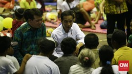 Survei SMRC: Jokowi Bukan PKI
