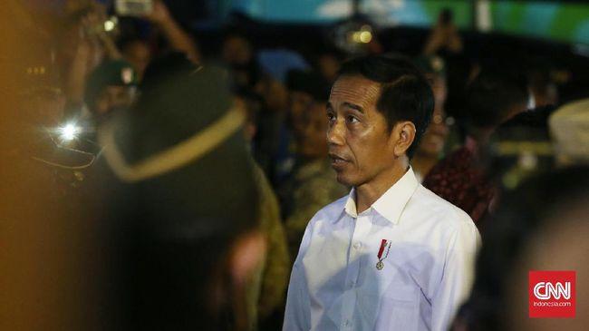 Rindu ala Pengusaha dan 'Lomba Selfie' dengan Jokowi