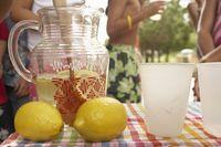 Sistem kekebalan tubuh dapat melindungi dari infeksi. Namun tetap saja kemungkinan tertular infeksi akibat irisan lemon tetap ada. Foto: Thinkstock