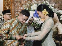 Milka Anisya Norasiya pada Minggu (23/9) lalu menikahi Ray Zulham Farras, putra ketiga Ketua MPR RI Zulkifli Hasan. (Foto: instagram/milkanisa)