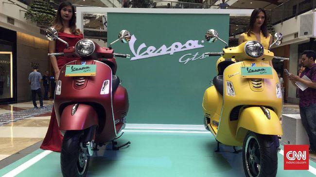 Piaggio Bawa GTS Baru Asal Vietnam ke Indonesia