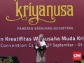 Jokowi Minta Pengrajin Indonesia Berani 'Jual Mahal'