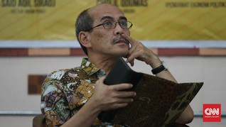 Faisal Basri Kritik Keras OJK dan Kemenkeu Soal Jiwasraya