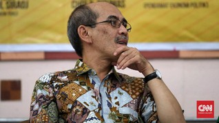 Faisal Basri Sebut Ekonomi Jokowi Macam 'Parkir Bus' Mourinho