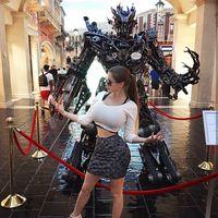 Sebelum menjadi model, Pixee diketahui sempat bekerja sebagai teknisi listrik. (Foto: instagram/pixeefox)