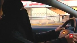 VIDEO: Perempuan Saudi Akhirnya Boleh Mengemudi