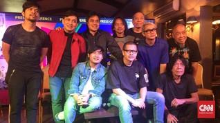 Lima Band Legendaris Indonesia Bakal Tampil Satu Panggung