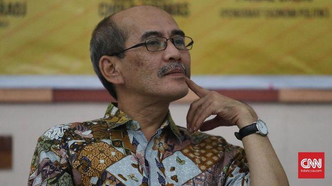 Faisal Basri Khawatir Jokowi Salah Diagnosa soal Investasi