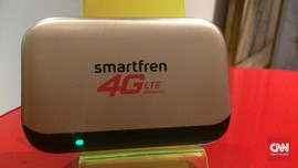 Tingkatkan Layanan, Smartfren Taruh BTS di Lokasi Padat