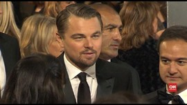 VIDEO: Leonardo DiCaprio Bakal Jadi Presiden Roosevelt