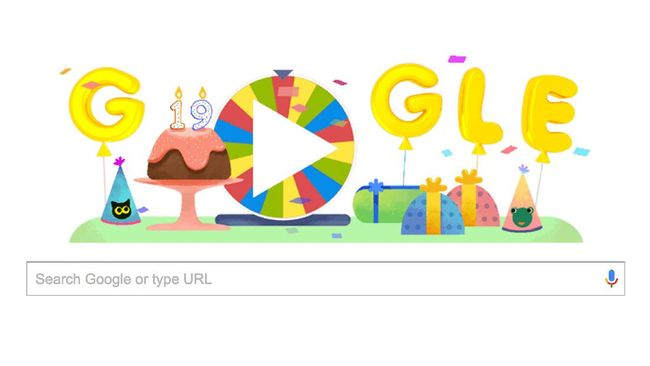 Menjajal Permainan Klasik di Kejutan Ultah Google