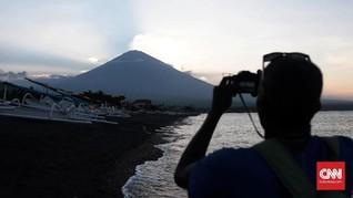 Airbnb Buka 'Penampungan' untuk Pengungsi Gunung Agung