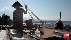 Impor Terus, Pemerintah Diminta Buka Perluasan Lahan Garam