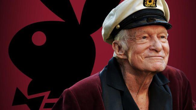 7 Fakta Menarik Raja 'Playboy' Hugh Hefner