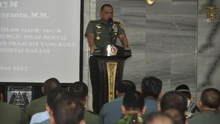 Bukan Kader Partai, Gatot Nurmantyo Dinilai Sulit Jadi Capres