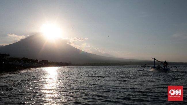 Status Gunung Agung Turun, Bali Siap Sambut Libur Akhir Tahun