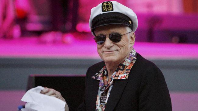 Penyebab Kematian Hugh Hefner 'Playboy' Terungkap